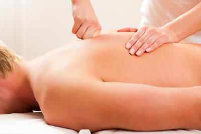 Massage du Dos Type Africain